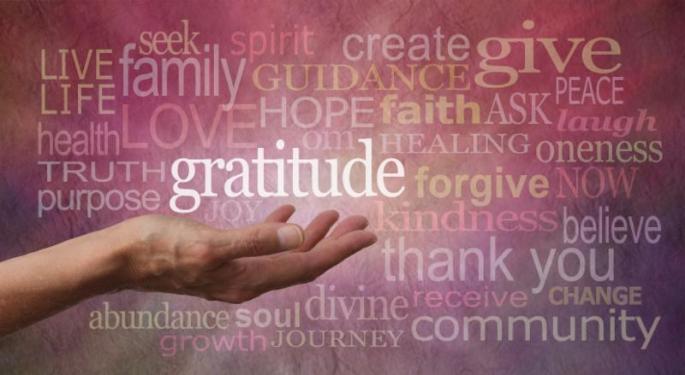 1 embrace gratitude