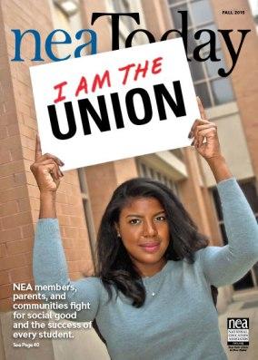 NEA Today Cover
